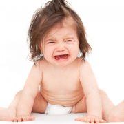 گریه کردن نوزاد
