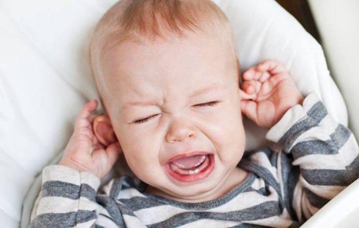 درمان عفونت گوش کودک