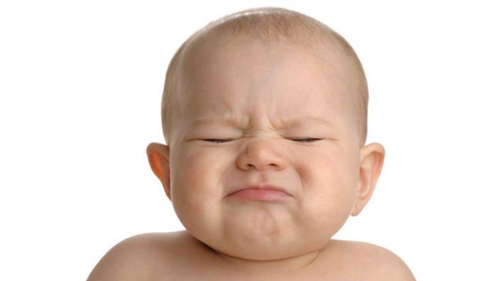 یبوست نوزاد