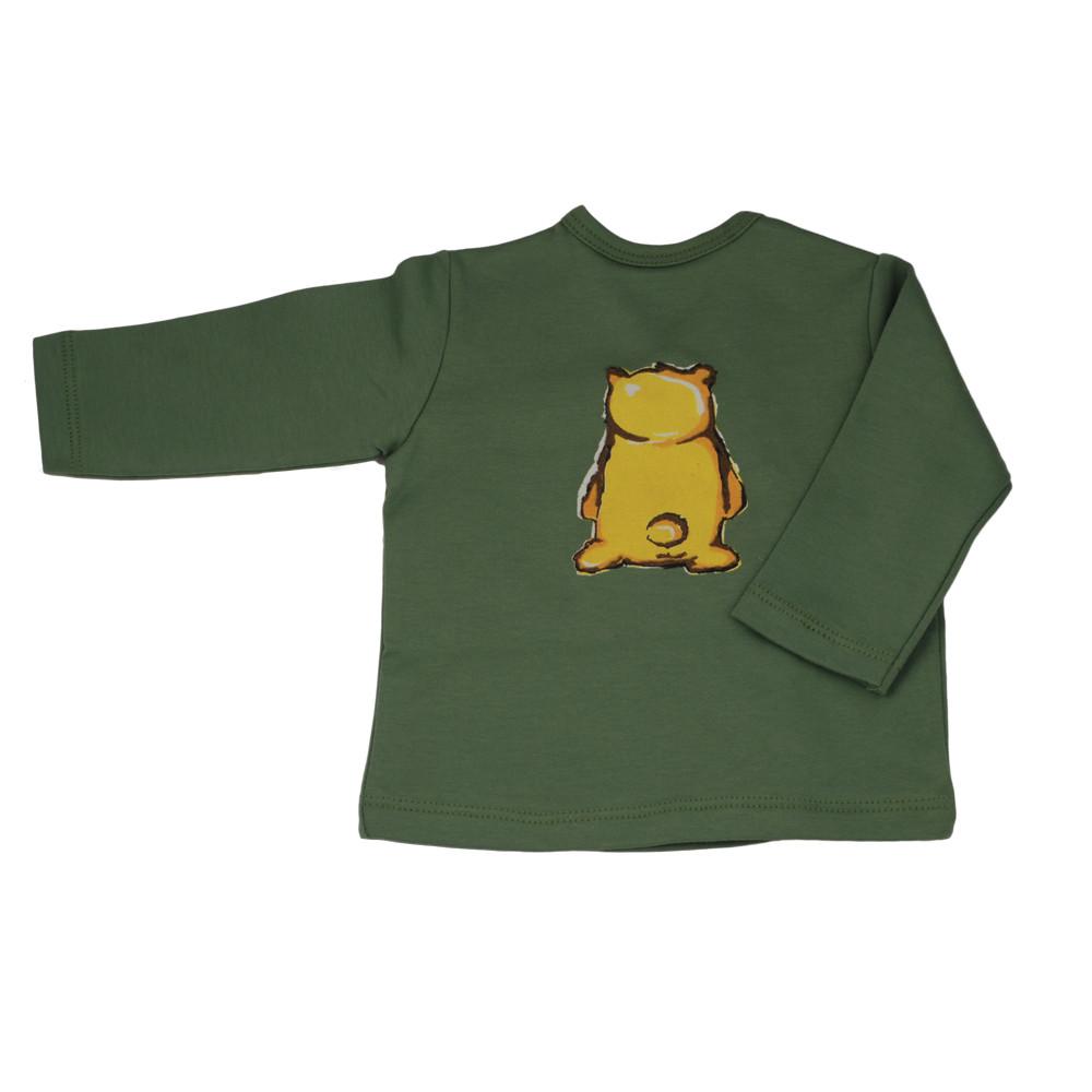 مانتو خرس پسرانه شابن