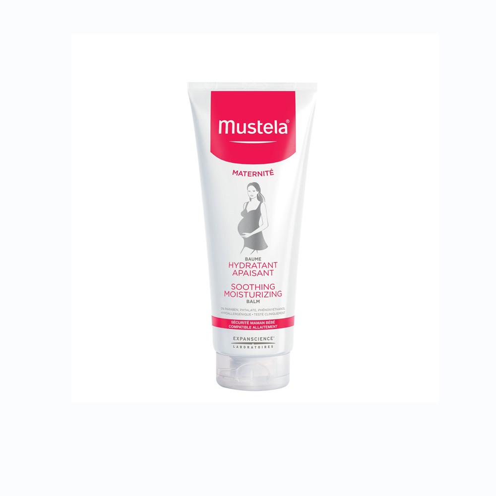 کرم مرطوب کننده و آرام کننده پوست Mustela موستلا 200 میلی لیتر