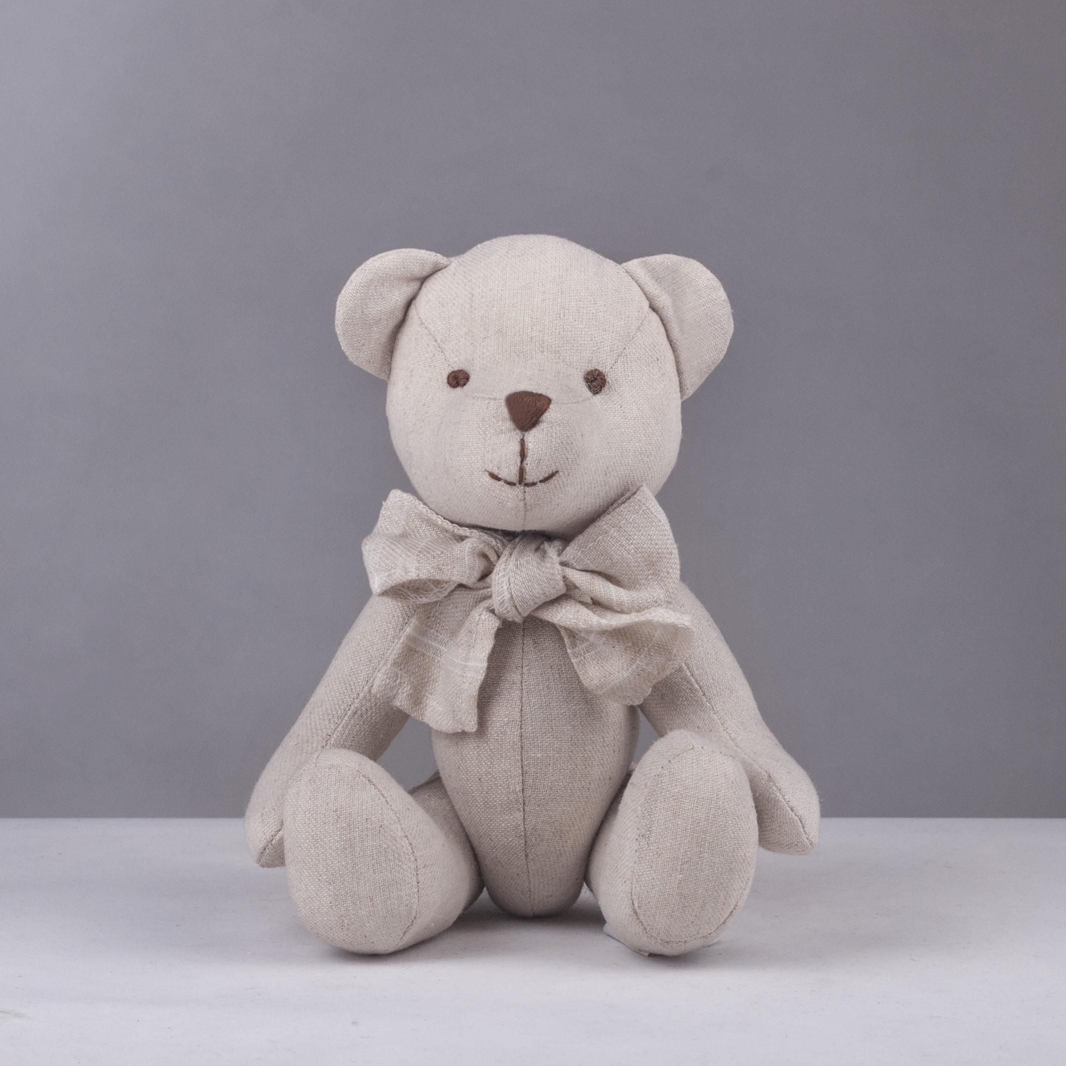 خرس بوبو شابن (قهوه ای) (اسباب بازی)