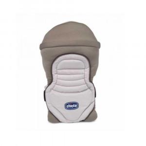 آغوشی بزرگ طوسی (3.5_9) kg چیکو chicco (کیف لوازم نوزاد و کودک)