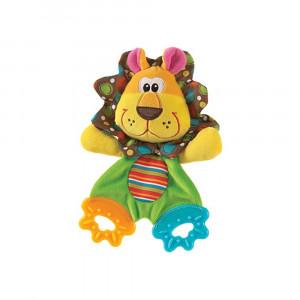 عروسک شير دندانگيردار پلی گرو playgro
