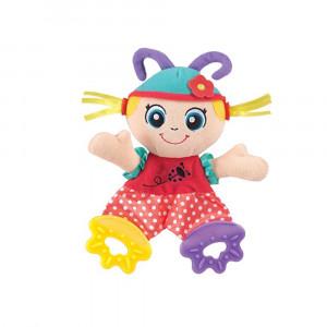 عروسک دختر دندانگيردار پلی گرو playgro