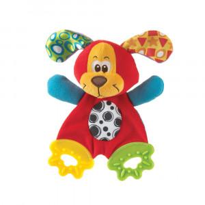 عروسک سگ دندانگيردار پلی گرو playgro