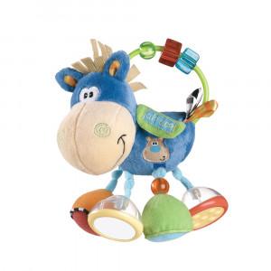 عروسک حلقه دار الاغ playgro پلی گرو