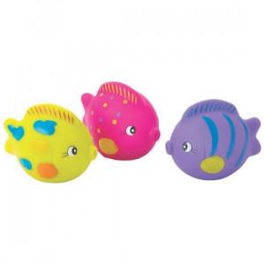 پوپت ماهی پلی گرو ( 3 عددی ) playgro (اسباب بازی)