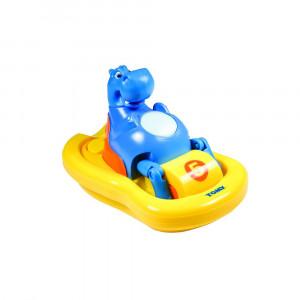 اسباب بازی آموزشی تامی tomy اسب آبی پدالی