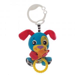 عروسک سگ گيره دار ويبره پلی گرو Playgro