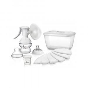 ست شیردوش دستی تامی تیپی tommee tippee (لوازم شیردهی مادر)