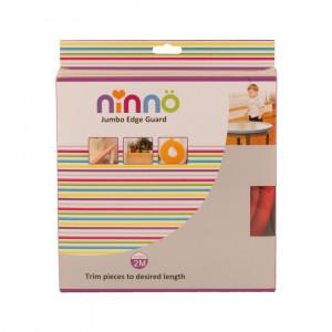 محافظ لبه جامبو کودک نینو ninno - کوچک قرمز