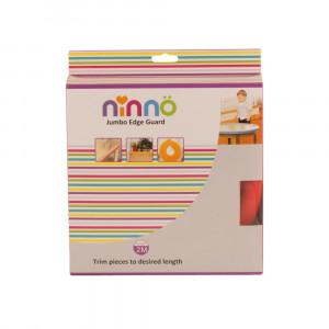 محافظ لبه جامبو کودک نینو ninno - بزرگ قرمز