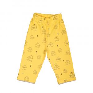 شلوار زرد فولکس