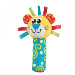 عروسک سوتی شیر پلی گرو playgro