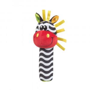 عروسک سوتی گورخر پلی گرو playgro