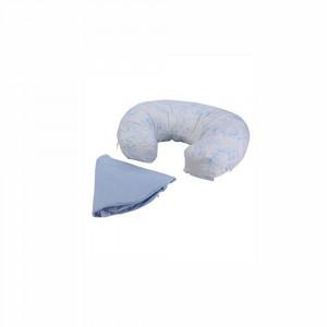 بالش شیردهی رایکو ryco همراه با 2 کاور (رنگ طوسی آبی)