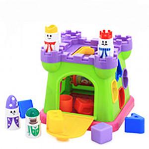 بازی آموزشی بلوباکس Blue Box مدل قلعه
