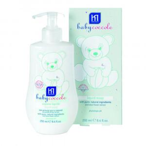 صابون مایع و مرطوب کننده (کف حمام) بی بی کوکول Baby Coccole