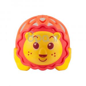 جغجغه مدل شیر نارنجی (اسباب بازی)