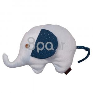 عروسک طبی آنتی کولیک (آبی) بی بی هیتر(سلامت نوزاد)