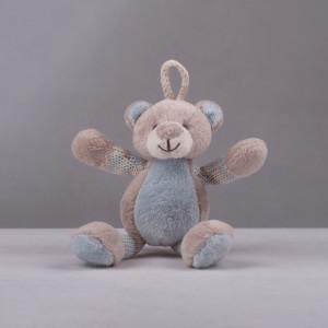 جاسوئیچی خرس شابن (آبی) (اسباب بازی)