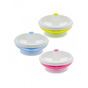 ظرف گرم نگهدارنده غذا (استپ دار) نوویتا nuvita