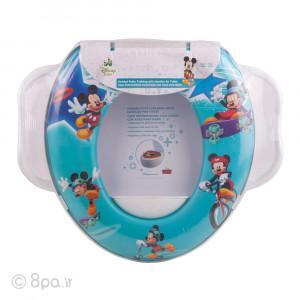 تبدیل توالت مدل میکی موس دیزنی Disney