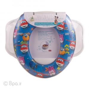 تبدیل توالت مدل سوپر وینگز دیزنی Disney