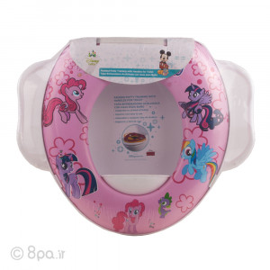تبدیل توالت مدل پونی کوچولو دیزنی Disney