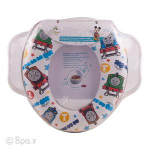 تبدیل توالت مدل قطار توماس دیزنی Disney
