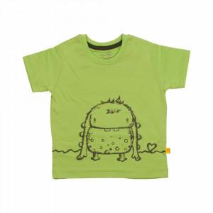 تی شرت آستین کوتاه دینگو سبز شابن (لباس بیرونی)