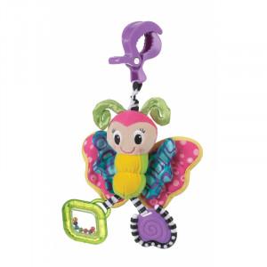 عروسک پروانه گيره دار پلی گرو playgro (اسباب بازی)