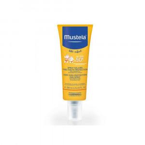 اسپری ضد آفتاب mustela موستلا 200 میلی لیتر