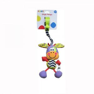 عروسک گیره دار گاو پلی گرو Playgro