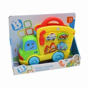 پازل بلوباکس Blue Box مدل ماشین