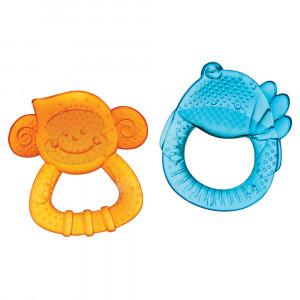 دندانگیر خنک کننده بلوباکس Blue Box مدل میمون و ماهی