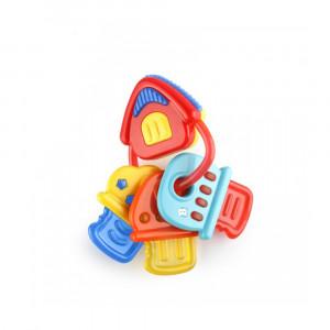 دندانگیر موزیکال بلوباکس Blue Box (مدل کلبه قرمز)