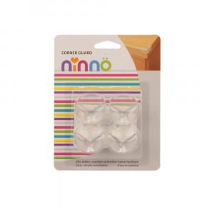 محافظ گوشه گرد شفاف کودک ninno نینو
