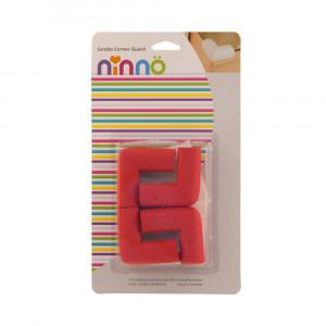 محافظ گوشه جامبو کودک ninno نینو - کوچک قرمز