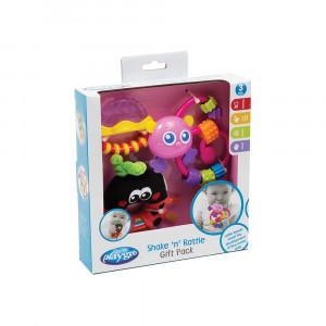 ست اسباب بازی هدیه Playgro پلی گرو (3عددی)