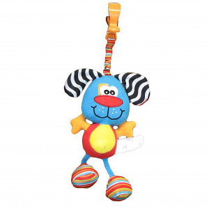 عروسک گیره دار سگ پلی گرو playgro (اسباب بازی)