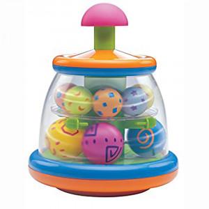 اسباب بازی بلوباکس Blue Box توپ های چرخان