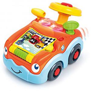 ماشین مسابقه بلوباکس Blue Box موزیکال