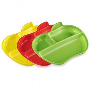 ظرف غذای کودک مانچکین munchkin مدل سیب (3عددی)