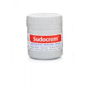 کرم سوختگی پای نوزاد (125 گرمی) سودا کرم Sudocrem (سلامت نوزاد)