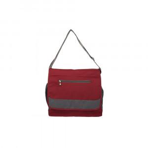 کیف لوازم کودک و نوزاد رایکو ryco (رنگ قرمز و طوسی)