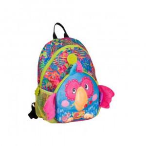 کوله پشتی کودک اوکی داگ مدل طوطی OKIEDOG (کیف لوازم نوزاد و کودک)