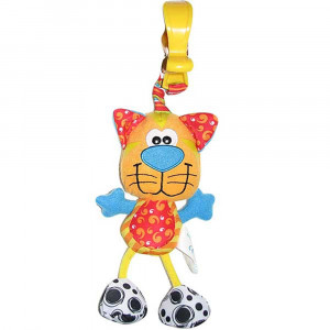 عروسک گیره دار گربه پلی گرو playgro (اسباب بازی)