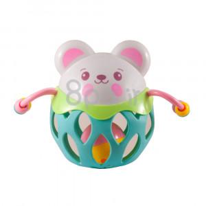 جغجغه مدل موش (آبی) (اسباب بازی)